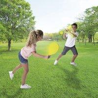 Mookie speelset 3-in-1 swingball, soccer swingball & tailball-Afbeelding 3