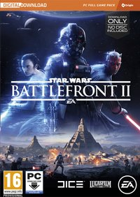 PC Star Wars Battlefront II ENG/FR