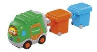 VTech Toet Toet Auto's Vigo vuilniswagen-Rechterzijde