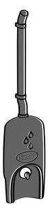 Smoby uitbreiding voor speelhuisje Neo Jura Lodge - Waterreservoir-product 3d drawing