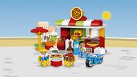 LEGO DUPLO 10834 Pizzeria-Afbeelding 1