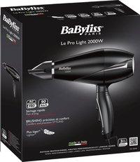 BaByliss sèche-cheveux Pro Light 6604E-Avant