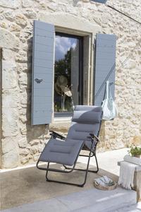 Lafuma chaise longue Futura Be Comfort Silver-Image 3