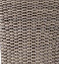 Fauteuil de jardin Brossard brun-Détail de l'article