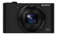 Sony digitaal fototoestel DSC-WX500-Vooraanzicht