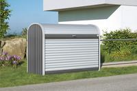 Biohort Opbergbox StoreMax donkergrijs  163 x 78 x 120 cm-Afbeelding 1