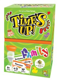 Time's Up! Family-Rechterzijde