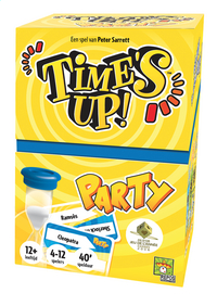 Time's Up! Party NL-Côté droit