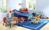 Tafel met 2 stoelen voor kinderen Disney Cars 3-Afbeelding 1