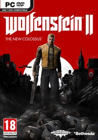 PC Wolfenstein II The New Colossus ENG/FR