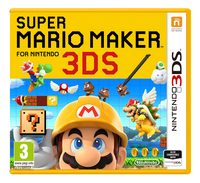 Nintendo 3DS Super Mario Maker ENG