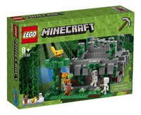 LEGO Minecraft 21132 Le temple de la jungle