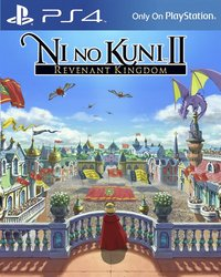 PS4 Ni No Kuni II Revenant Kingdom ANG