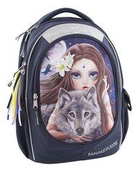 Rugzak TOPModel Fantasy Model Girl & wolf