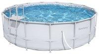 Bestway zwembad Steel Pro Frame diameter 4,57 m-Vooraanzicht