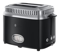 Russell Hobbs Grille-pain Retro Noir Classic