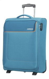 American Tourister Valise souple Funshine Upright blue ocean 55 cm