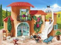 PLAYMOBIL Family Fun 9420 Villa de vacances-Image 1