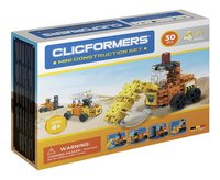 Clicformers Mini Construction Set 4-in-1-Linkerzijde
