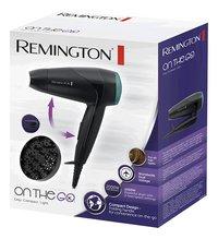 Remington Reishaardroger D1500-Rechterzijde
