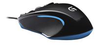 Logitech souris de gaming optique G300S