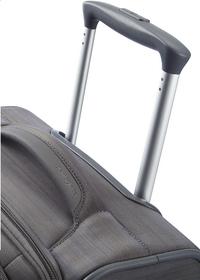 Samsonite Zachte reistrolley Spark Spinner EXP grey 67 cm-Bovenaanzicht
