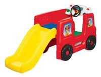 Little Tikes aire de jeu Camion de pompiers-Avant