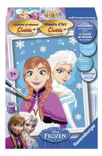 Ravensburger Schilderen op nummer Disney Frozen