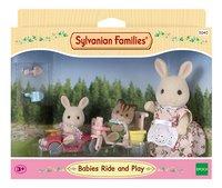Sylvanian Families 5040 - Rijdend speelgoed voor Baby's-Vooraanzicht