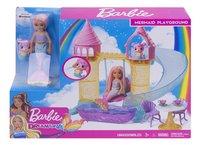 Barbie speelset Dreamtopia Chelsea zeemeermin speeltuin-Vooraanzicht