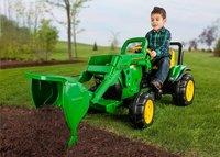 Peg-Pérego tracteur électrique John Deere Ground Loader-Image 2