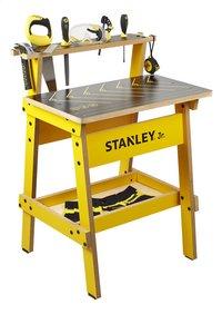 Stanley Jr. zelfbouwkit Werkbank Kids-Vooraanzicht