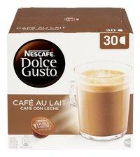 Nescafé Capsules Dolce Gusto XL café au lait - 3 stuks-Vooraanzicht