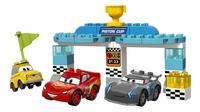 LEGO DUPLO 10857 Piston Cup race-Vooraanzicht