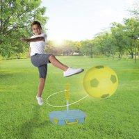 Mookie speelset 3-in-1 swingball, soccer swingball & tailball-Afbeelding 2