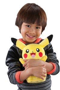 Tomy knuffel Pokémon My Friends Pikachu 30 cm-Afbeelding 1