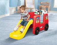 Little Tikes aire de jeu Camion de pompiers-Image 2