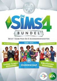 PC Sims Bundelpack 4 ENG