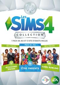 PC Sims Bundelpack 4 FR