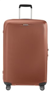 Samsonite Valise rigide Starfire Spinner orange rust 75 cm