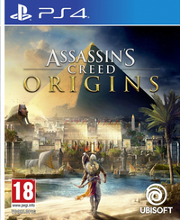 PS4 Assassin's Creed Origins FR/ANG