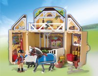 Playmobil Country 5418 Coffre Écurie-Image 1