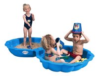 Paradiso zandbak blauwe schelp-Afbeelding 1