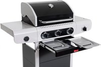 Barbecook Barbecue à gaz Siesta 310 aluminium/noir-Détail de l'article