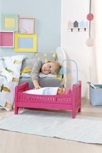 BABY born bed met mobiel-Afbeelding 1