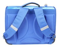 Kangourou boekentas Painted Blue 39 cm-Achteraanzicht