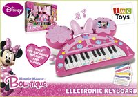 Clavier Minnie Mouse-Avant