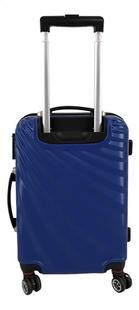 Beverly Hills Polo Club set de 3 valises rigides bleu-Arrière