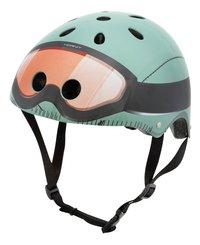 Mini Hornit casque vélo pour enfant Lids Military Green-commercieel beeld