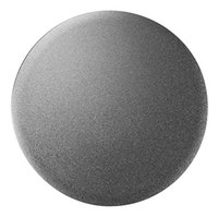 PopSockets Phone grip Aluminum Space Grey
